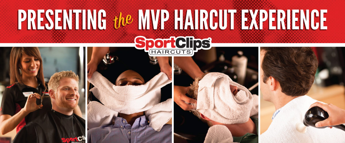 The Sport Clips Haircuts of Hammond MVP Haircut Experience